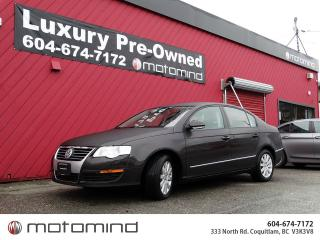 Used 2010 Volkswagen Passat COMFORTLINE for sale in Coquitlam, BC