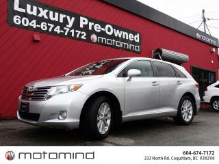 Used 2010 Toyota Venza for sale in Coquitlam, BC