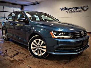 Used 2017 Volkswagen Jetta Wolfsburg Edition for sale in Gatineau, QC