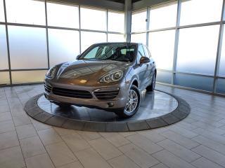 Used 2014 Porsche Cayenne for sale in Edmonton, AB