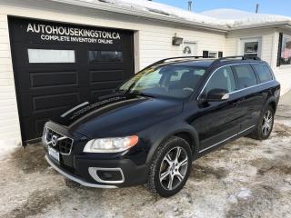 Used 2013 Volvo XC70 T6 Premier Plus for sale in Kingston, ON
