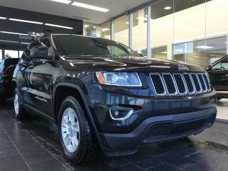 Used 2014 Jeep Grand Cherokee LAREDO, 4X4, ALBERTA VEHICLE for sale in Edmonton, AB