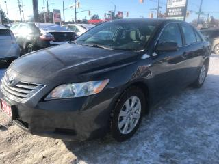 Used 2009 Toyota Camry Hybrid l Sunroof l Alloy for sale in Waterloo, ON