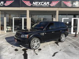 Used 2011 Land Rover Range Rover Sport HSE 4X4 NAVIGATION REAR CAMERA ONLY 116K for sale in North York, ON