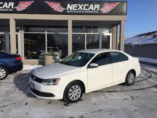 Used 2014 Volkswagen Jetta 2.0L TRENDLINE AUT0 A/C CRUISE H/SEATS 41K for sale in North York, ON