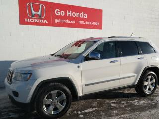 Used 2011 Jeep Grand Cherokee LIMITED, 4X4, NAVI, LEATHER for sale in Edmonton, AB