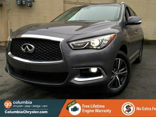 Used 2017 Infiniti QX60 Premium Package for sale in Richmond, BC