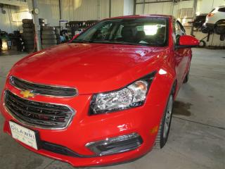 Used 2015 Chevrolet Cruze LT 1LT for sale in Gatineau, QC