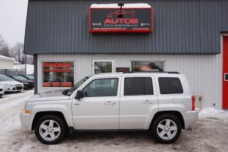 Used 2010 Jeep Patriot Sport/north 4x4 5 for sale in Saint-romuald, QC