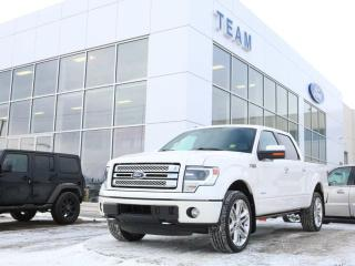 Used 2014 Ford F-150 Limited  for sale in Edmonton, AB