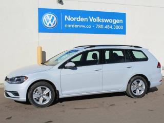New 2018 Volkswagen Golf Sportwagen 1.8 TSI Trendline 4dr All-wheel Drive 4MOTION Wagon for sale in Edmonton, AB