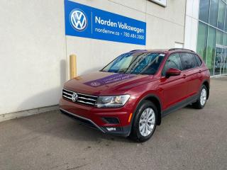 Used 2018 Volkswagen Tiguan TRENDLINE W/ CONVENIENCE 4MOTION AWD for sale in Edmonton, AB