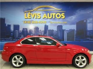 Used 2009 BMW 1 Series 128 i for sale in Levis, QC