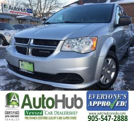 Used 2011 Dodge Caravan STOW'N'GO-ONE OWNER-BACK SEAT NEVER USED-LIKE NEW for sale in Hamilton, ON