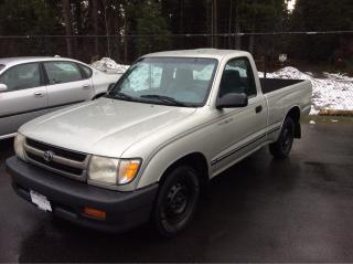 Used 2000 Toyota Tacoma basic for sale in Parksville, BC