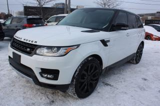 Used 2015 Land Rover Range Rover Sport for sale in North York, ON