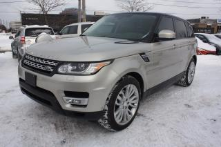 Used 2014 Land Rover Range Rover Sport Supercharged for sale in North York, ON
