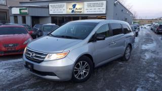 Used 2011 Honda Odyssey EX BACKUP CAM, P/SLIDING DOORS for sale in Etobicoke, ON