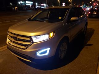 Used 2017 Ford Edge SEL for sale in Toronto, ON