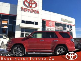 Used 2015 Toyota 4Runner LIMITED LOW KM'S for sale in Burlington, ON