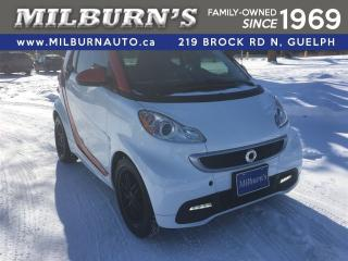 Used 2015 Smart fortwo PASSION for sale in Guelph, ON