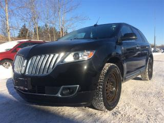 Used 2013 Lincoln MKX **NEW ARRIVAL**NAV**LEATHER**BACK-UP CAM** for sale in Mississauga, ON