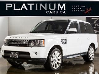 Used 2012 Land Rover Range Rover Sport HSE LUXURY, NAVI, CA for sale in North York, ON
