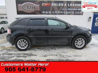 Used 2010 Ford Edge SEL  LEATHER, ROOF, BLUETOOTH, POWER FOLDING SEATS for sale in St Catharines, ON
