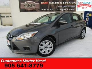 Used 2013 Ford Focus SE  AUTO, HATCHBACK, HEATED SEATS, POWER GROUP for sale in St Catharines, ON