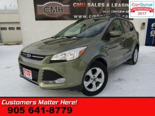 Used 2013 Ford Escape SE  NAVI, HEATED SEATS, BLUETOOTH, ALLOYS, SIRIUSXM for sale in St Catharines, ON