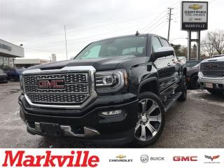 Used 2017 GMC Sierra 1500 DENALI -ONE OWNER - GM CERTIFIED PRE-OWNED for sale in Markham, ON