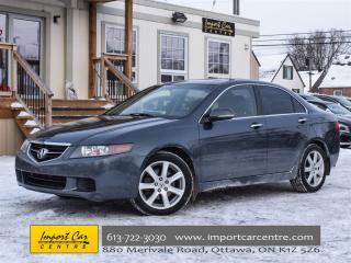 Used 2005 Acura TSX for sale in Ottawa, ON