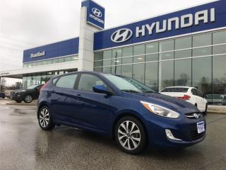 Used 2016 Hyundai Accent - for sale in Brantford, ON