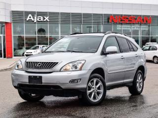 Used 2009 Lexus RX 350 Luxury SUV 5A Ultra Premium*Navigation*Leather for sale in Ajax, ON