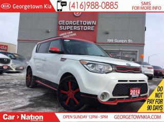 Used 2014 Kia Soul SX Special Edition | LEATHER | BACK UP CAM | 2.0L for sale in Georgetown, ON