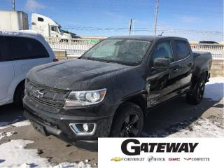 Used 2016 Chevrolet Colorado 4WD LT|BLACK OUT EDT|LEATHER|NAVI| for sale in Brampton, ON