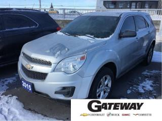 Used 2015 Chevrolet Equinox LS|POWER WINDOWS|POWER MIRRORS| for sale in Brampton, ON