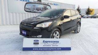 Used 2015 Ford Escape SE 2.5L 168Hp for sale in Stratford, ON