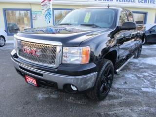 Used 2009 GMC Sierra 1500 WORK READY NEVADA MODEL 6 PASSENGER 4.8L - V8.. 4X4.. EXT-CAB.. SHORTY.. CD/AUX INPUT.. TOW SUPPORT.. KEYLESS ENTRY.. for sale in Bradford, ON