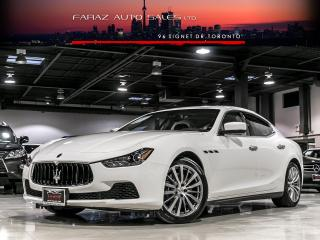 Used 2016 Maserati Ghibli S Q4|AWD|NAVI|REAR CAMERA|LOADED for sale in North York, ON