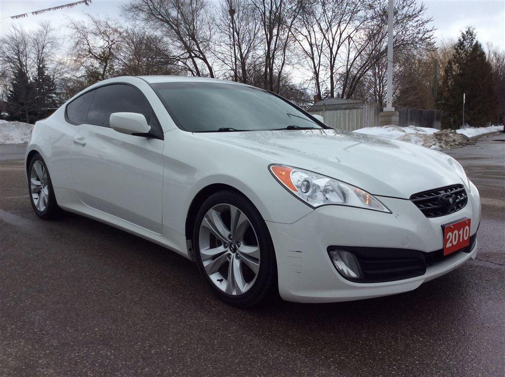 Used 2010 Hyundai Genesis Coupe 2.0T 1 owner..accident free.. for ...