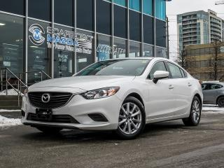 Used 2016 Mazda MAZDA6 NAVIGATION/ WINTER TIRES/ BALANCE OF 7 YEARS MAZDA WARRANTY/ 0% FINANCE/ BLIND SPOT MONITORING/ MOON ROOF/ LEATHER/ FRONT & REAR HEATED SEAT..... for sale in Scarborough, ON