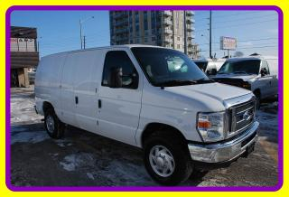Used 2013 Ford E250 3/4 Ton Cargo Van, A/C for sale in Woodbridge, ON