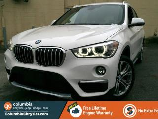 Used 2017 BMW X1 xDrive28i for sale in Richmond, BC