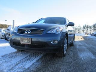 Used 2008 Infiniti EX35 Luxury AWD / ONE OWNER for sale in Newmarket, ON