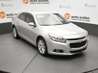Used 2015 Chevrolet Malibu 2LT for sale in Red Deer, AB