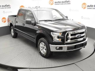 Used 2017 Ford F-150 XLT 4x4 SuperCrew Cab Styleside 5.5 ft. box 145 in. WB for sale in Red Deer, AB
