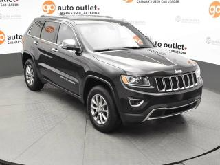 Used 2014 Jeep Grand Cherokee LIMITED 4X4 for sale in Red Deer, AB