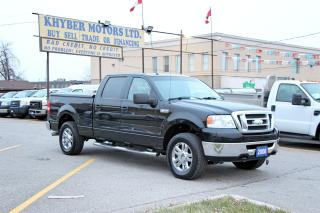 Used 2008 Ford F-150 XLT 4.6l 4X4 for sale in Brampton, ON
