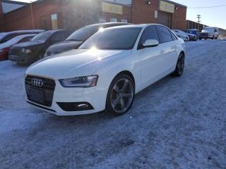 Used 2013 Audi A4 Bluetooth,AWD,Leather,Sunroof for sale in North York, ON